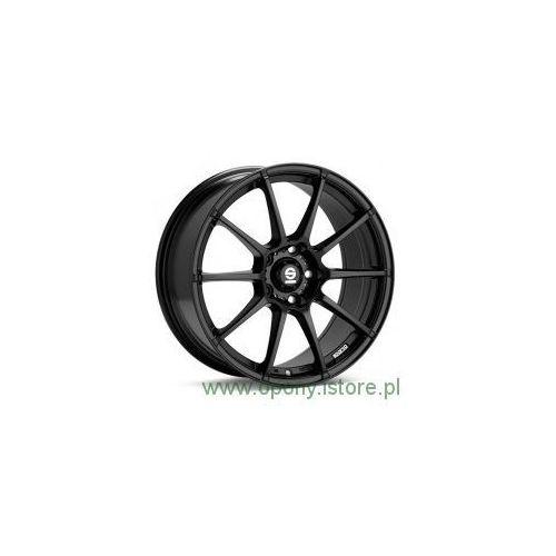 Felga aluminiowa Sparco Assetto Gara Black 7,5X17 5X112 ET35, Sparco Assetto Gara Black 7,5X17 5X112 ET35