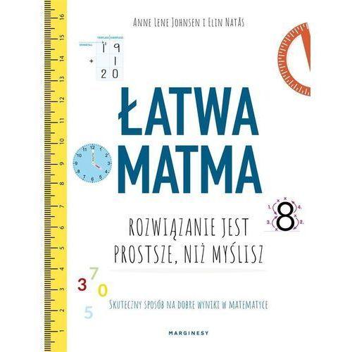 Łatwa matma - Natas Elin, Lene-Johnsen Anne (288 str.)