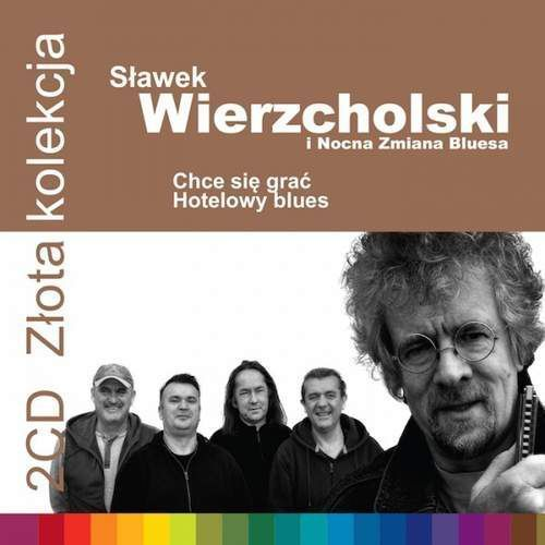 Warner music Slawek i nocna zmiana bluesa wierzcholski - zlota kolekcja vol. 1 & vol. 2 (0825646288786)
