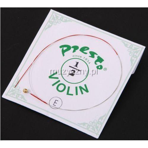 vn1/2 e struna skrzypcowa 1/2 marki Presto