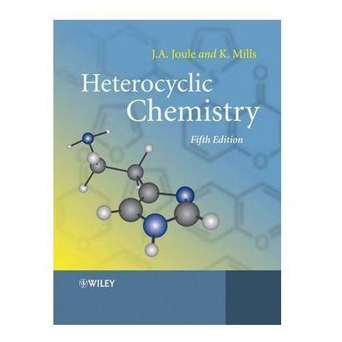 Heterocyclic Chemistry 5e (9781405133005)