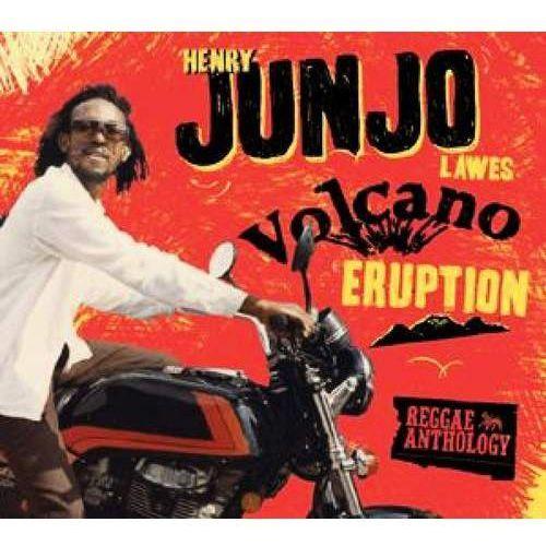 """Volcano eruption - lawes, henry """"junjo"""" (płyta dvd) marki Henry """"junjo"""" lawes"""