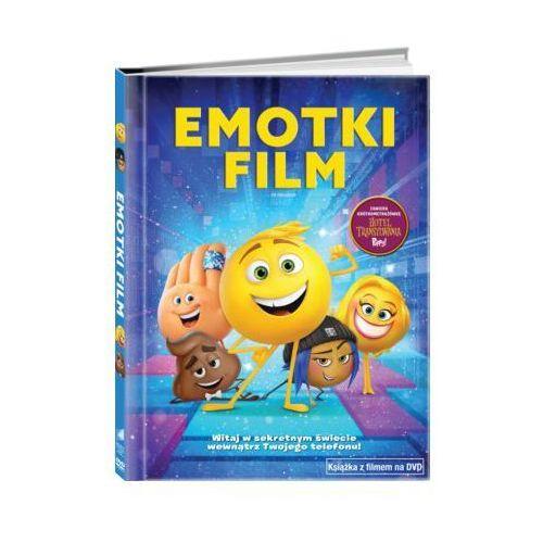 Imperial cinepix Emotki. film (dvd) + książka (5903570160394)