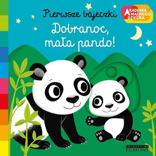Dobranoc, mała pando! Akademia mądrego dziecka. Pierwsze bajeczki (10 str.)