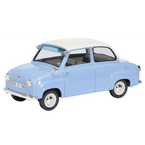 Goggomobil Limousine (light blue/white) - DARMOWA DOSTAWA!!! (4007864000302)