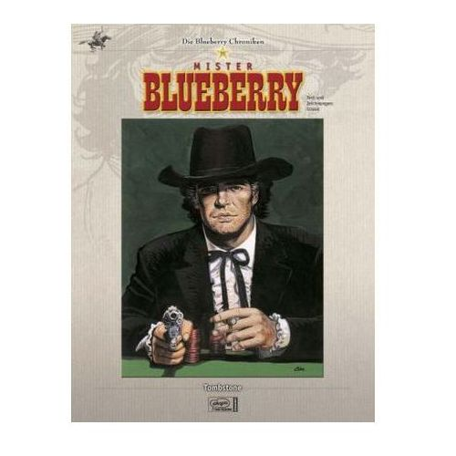 Mister Blueberry - Tombstone (9783770431915)