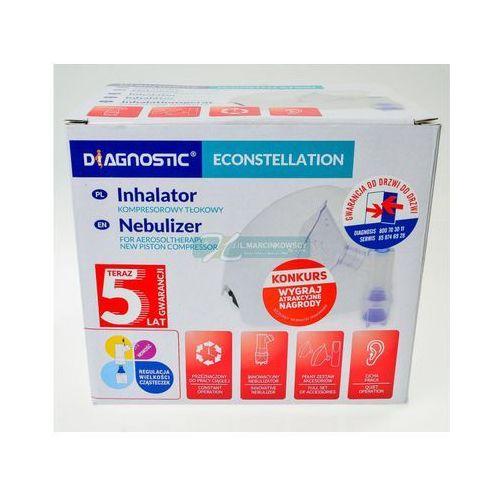 Inhalator ECONSTELLATION kompresorowy tłokowy 1 sztuka (inhalator)