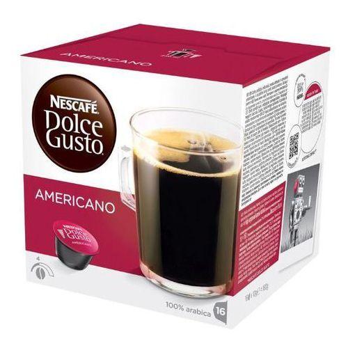 americano 16 kapsulek >> za każde wydane 1000zł na agd, otrzymasz 50zł w bonie na nastepne zakupy! marki Nescafe dolce gusto