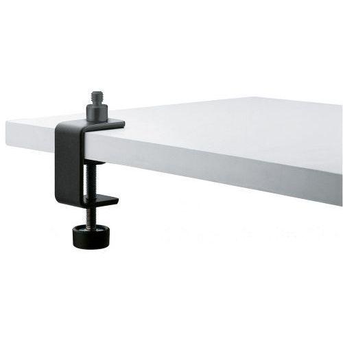 K&m 23700-300-55 uchwyt do mocowania statywów do stołu