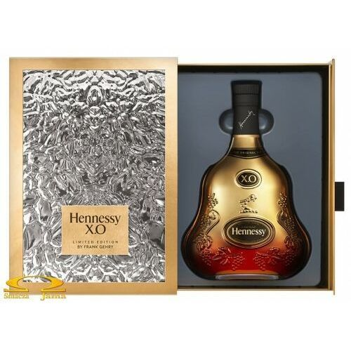 Jas hennessy & co. Koniak hennessy xo by frank gehry 40% 0,7l (3245998747514)