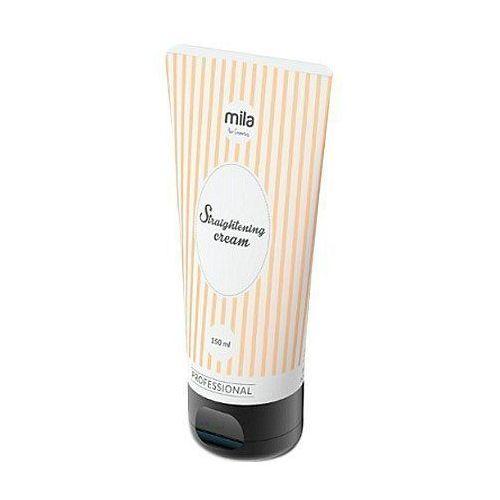 Mila straightening cream, balsam termoochronny do prostowania włosów 150ml