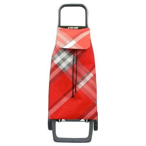 Wózek zakupowy Rolser Joy Jet Bora rojo (wózek na zakupy)