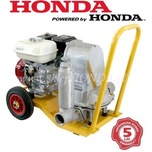 SMD 50 Motopompa szlamowa by HONDA (25 mm, 120 l/min) + OLEJ + DOSTAWA GRATIS - PROMOCJA !!!