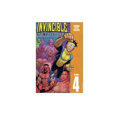 Invincible, Kirkman, Robert