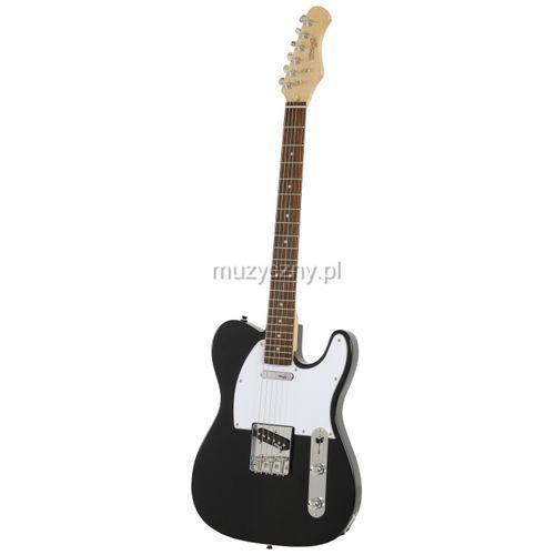 t320-bk - gitara elektryczna marki Stagg