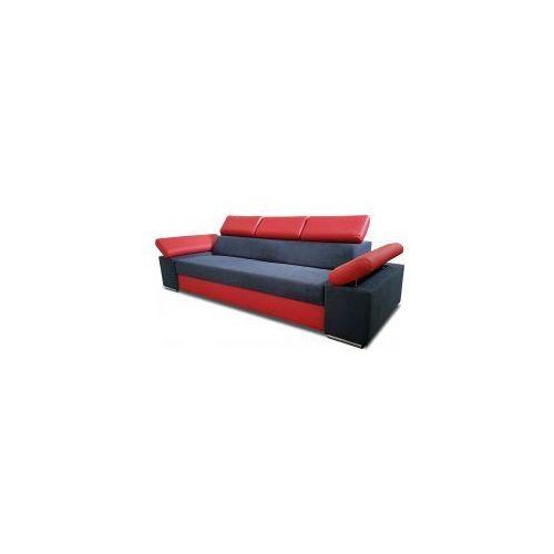 Bird meble Sofa z regulowanymi zagłówkami sväng 3