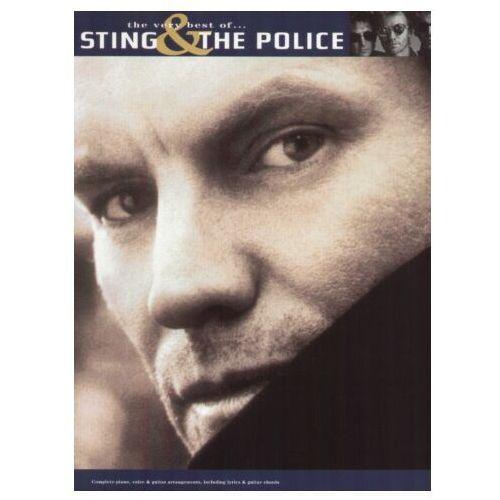 sting & the police - the very best of (utwory na fortepian, wokal i gitarę) marki Pwm