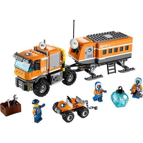Lego City Mobilna jednostka arktyczna 60035 z kategorii: klocki dla dzieci