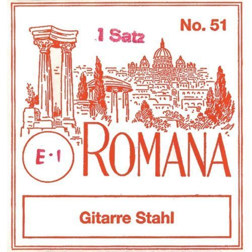 Romana (668306) struna do gitary akustycznej - e6.047