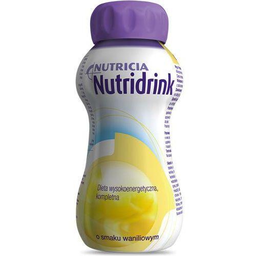 nutridrink - wanilia - dieta kompletna, bezresztkowa - 125ml marki Nutricia