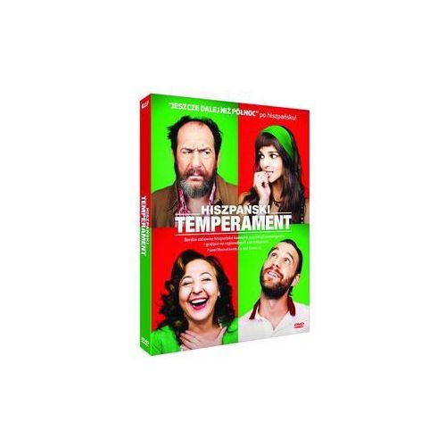 Hiszpański temperament - Best Film (5906619095015)