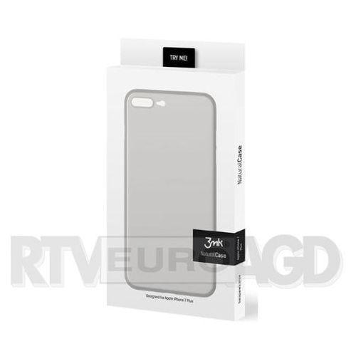 3mk Natural Case iPhone 7 Plus (biały) (5901571133362)