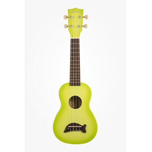 makala dolphin ukulele sopranowe green apple burst marki Kala