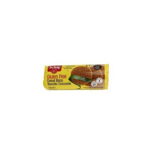 Schar Cereal bisco - herbatniki zboż. bezgl. 220 g - (8008698005064)