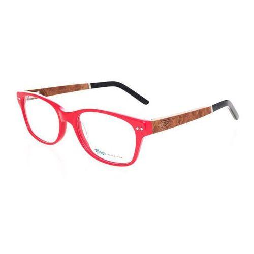 Woodys barcelona Okulary korekcyjne monti 01