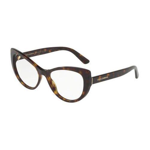 Dolce & gabbana Okulary korekcyjne dg3285 502