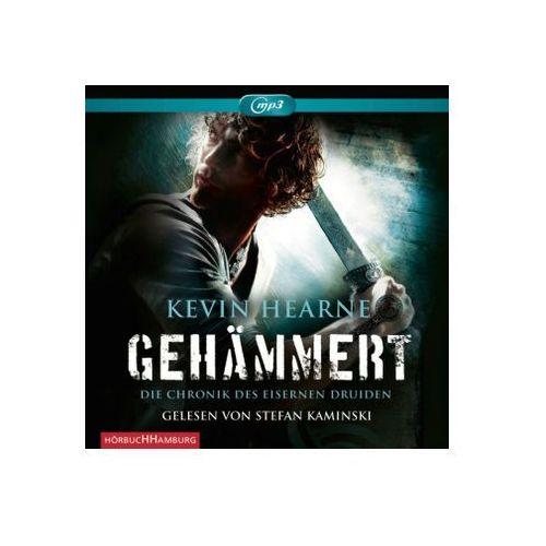 Gehämmert, 2 MP3-CDs (9783899038675)