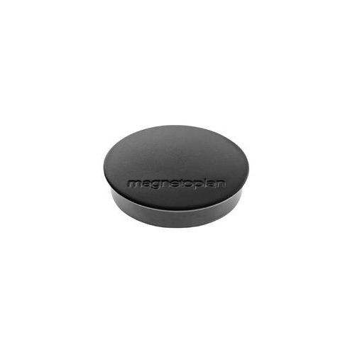 Magnetoplan Magnesy discofix standard 0.7 kg 30mm 10szt czarny