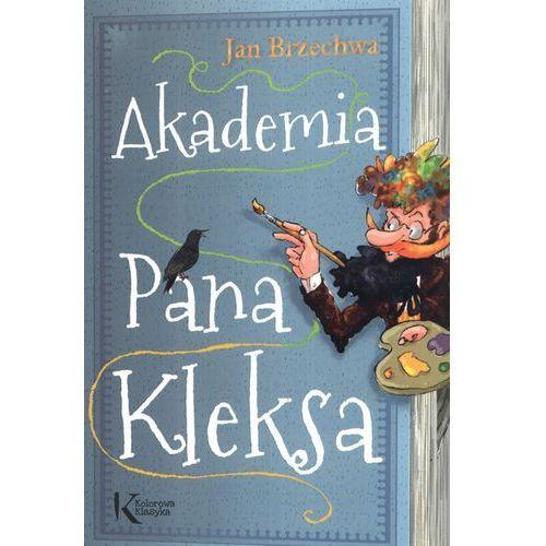 AKADEMIA PANA KLEKSA KOLOROWA KLASYKA (136 str.)