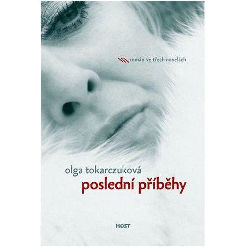Poslední příběhy Olga Tokarczuk, Olga Tokarczuková