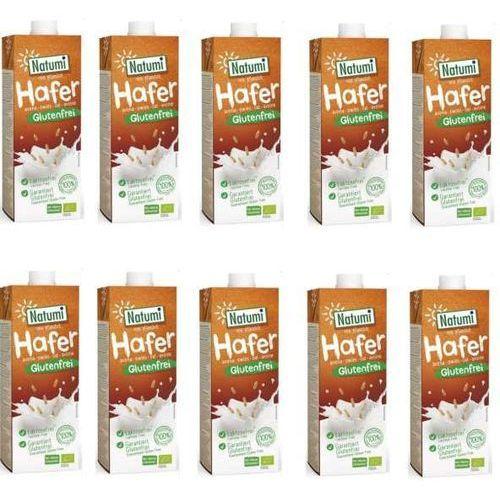 139natumi Natumi - bezmleczny napój mleko owsiany bezglutenowy 10x1l eko