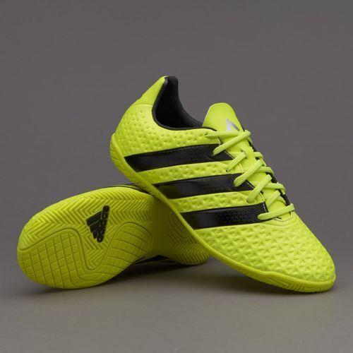 Adidas Nowe halówki ace 16.4 in j black/yellow rozmiar 35,5-22cm