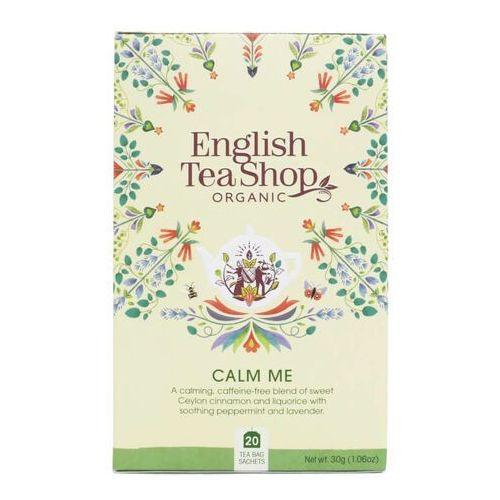Herbatka uspokój mnie 20x1,5g bio 30 g p marki English tea sho