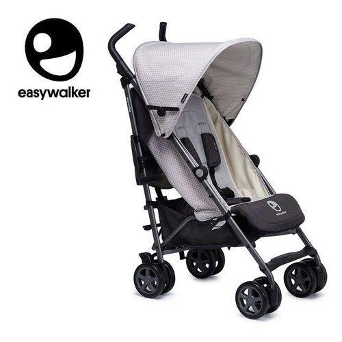 buggy+ wózek spacerowy z osłonką przeciwdeszczową silver circle kolekcja 2018 marki Easywalker