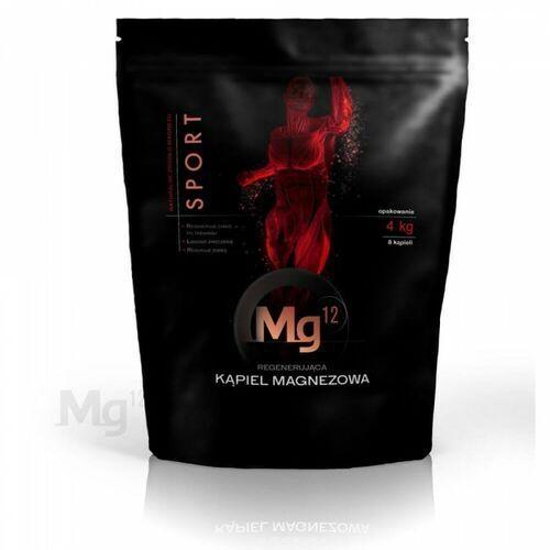 Mg12 Płatki magnezowe sport 4kg