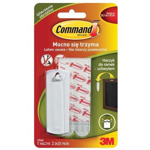 Command-3m Haczyki do ramek z uchwytem command