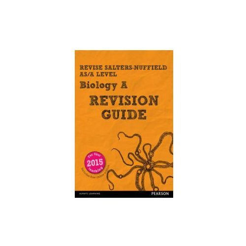 REVISE Salters Nuffield AS/A Level Biology Revision Guide (with online edition)