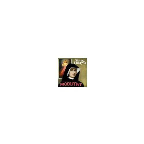SIOSTRA FAUSTYNA - MODLITWY- CD