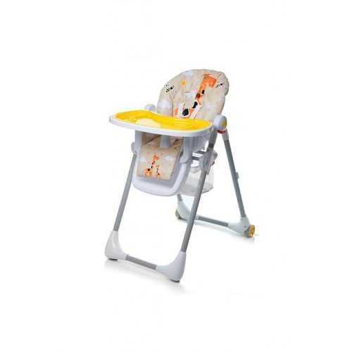 Kinderkraft Krzesełko do karmienia giraffe 5o30ac