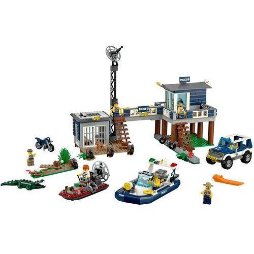 Lego City POSTERUNEK WODNEJ POLICJI 60069 z kategorii: klocki dla dzieci
