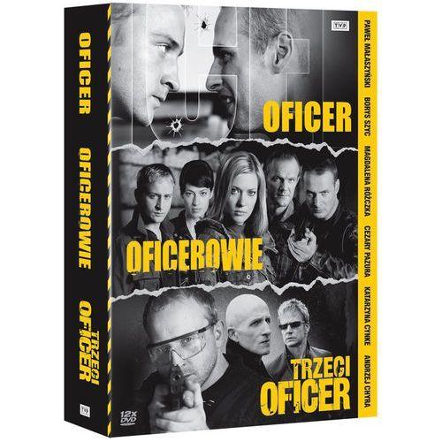 Tvp Oficer + oficerowie + trzeci oficer (12 dvd)