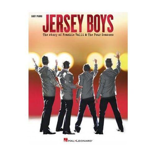 Jersey Boys - The Story Of Frankie Valli & The Four Seasons, Hal Leonard Corporation