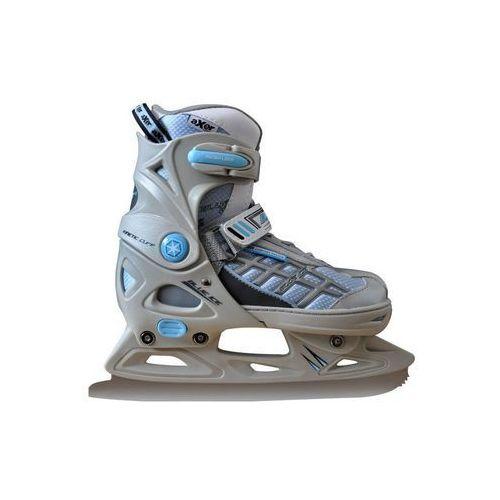 Regulowane łyżwy figurowe Blue Ice - produkt z kategorii- łyżwy dla dzieci