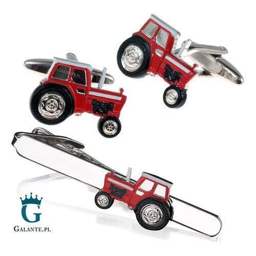 Komplet biżuterii Czerwony Traktor SDK-1366, SDK-1366/248