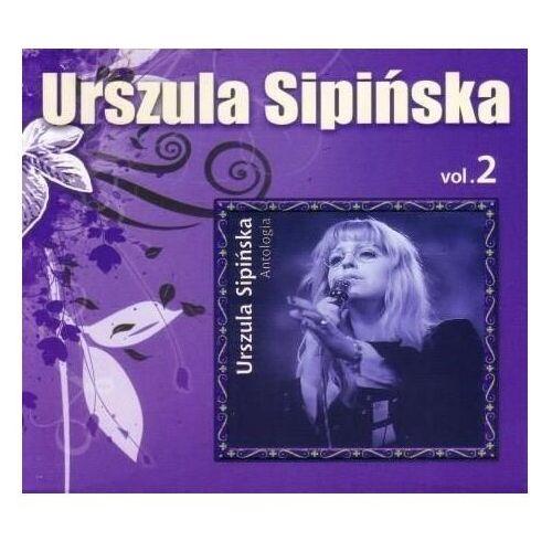 Urszula sipińska Antologia 2 - sipińska, urszula (płyta cd)