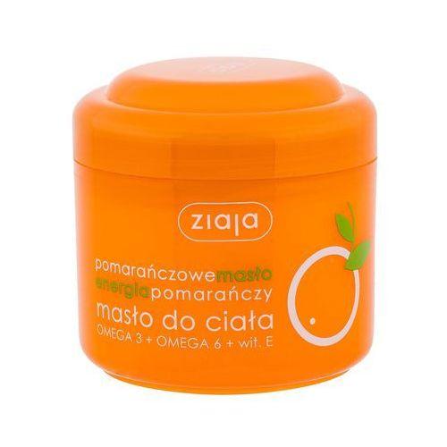 Ziaja seria pomarańczowa pomarańczowe masło do ciała (5901887014430)